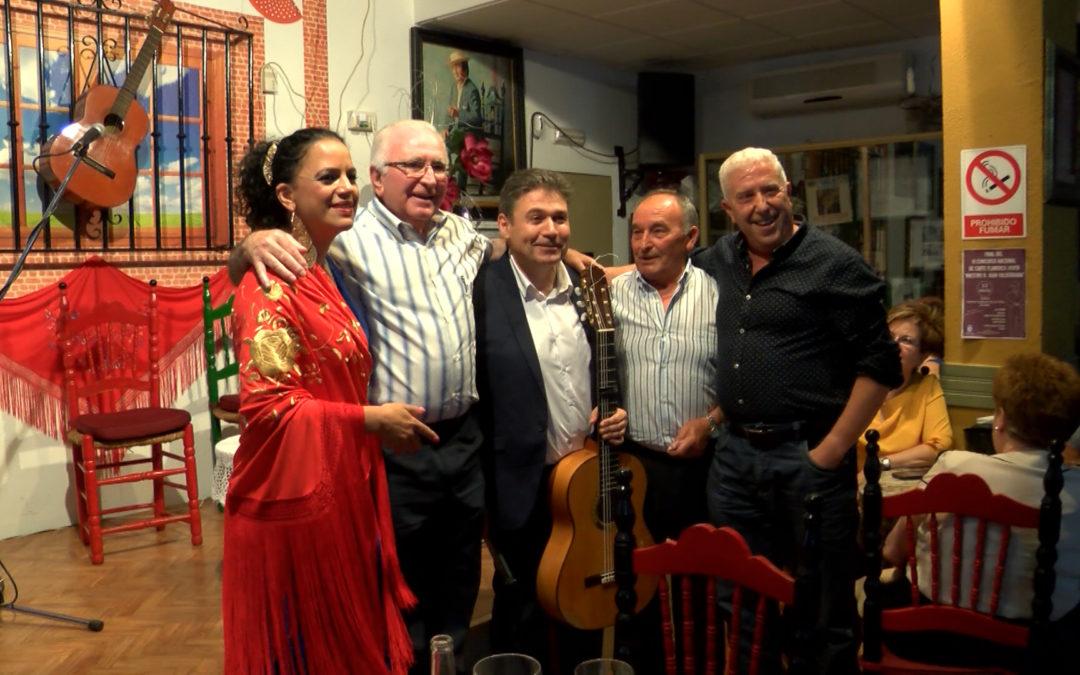 Velada flamenca de la mano de Paqui Redondo y Luis Calderito