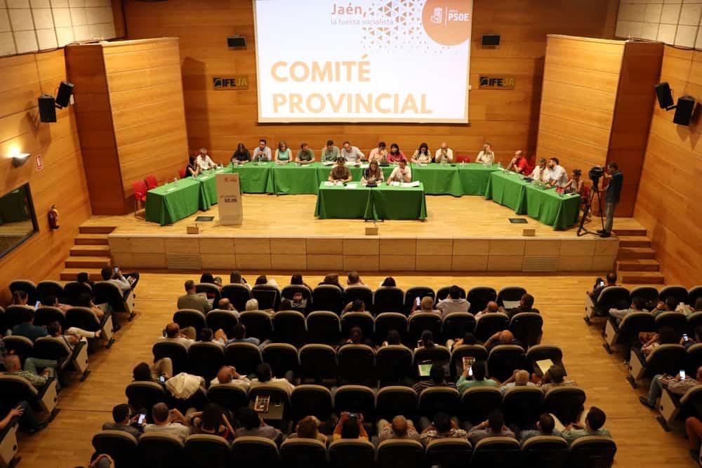 Francisco Reyes continuará siendo presidente de la Diputación de Jaén con un listado de diputados renovado