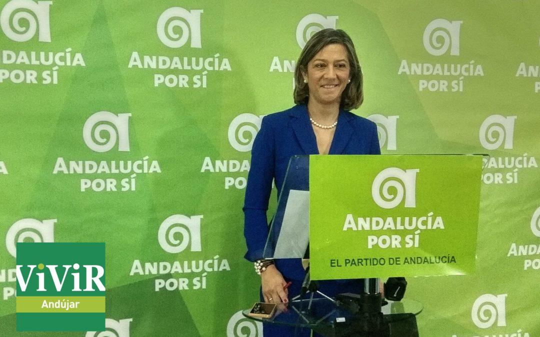 Encarna Camacho se siente «desalojada» del gobierno municipal