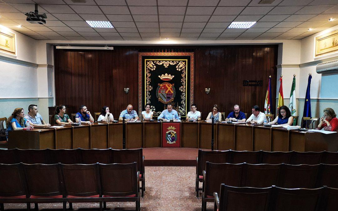 Nueva organización de concejalías en el Ayuntamiento de Arjona