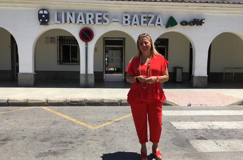 El Partido Popular pedirá al gobierno de Sánchez que mantenga el Talgo Granada-Jaén, con parada en Linares-Baeza