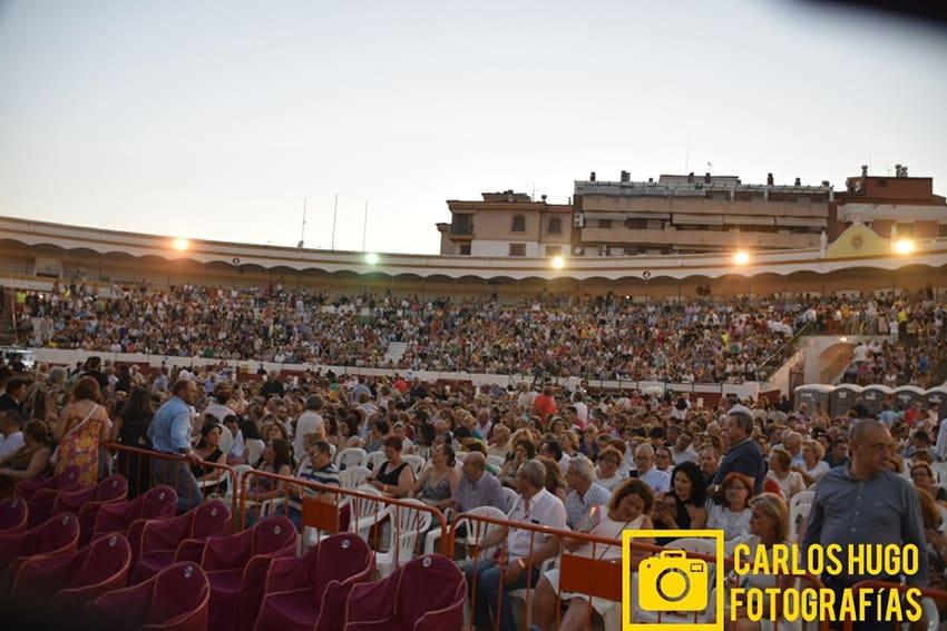 Linares Concierto Raphael,