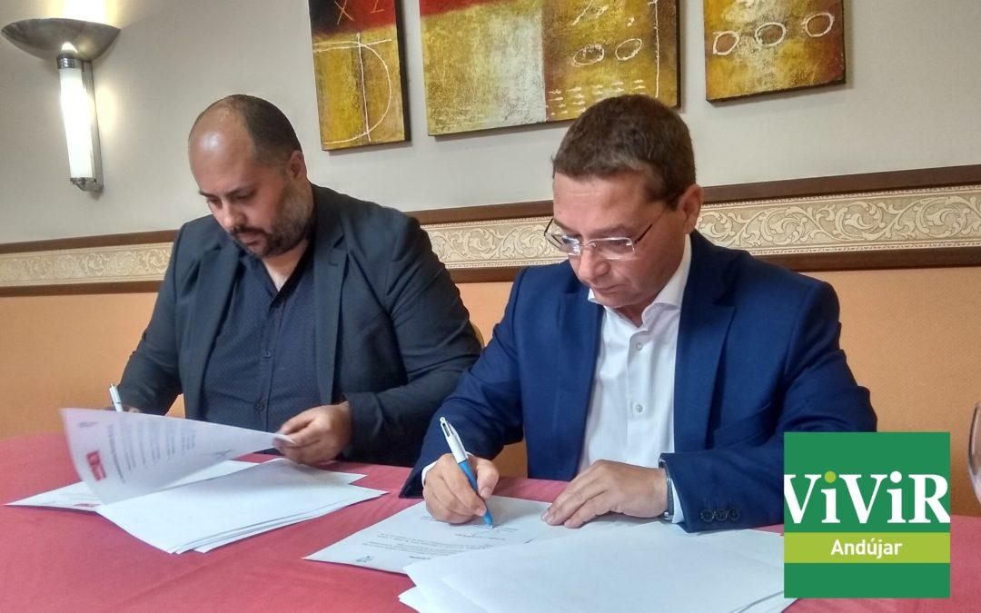 Ratificado el acuerdo de gobierno entre PSOE y Adelante Andújar