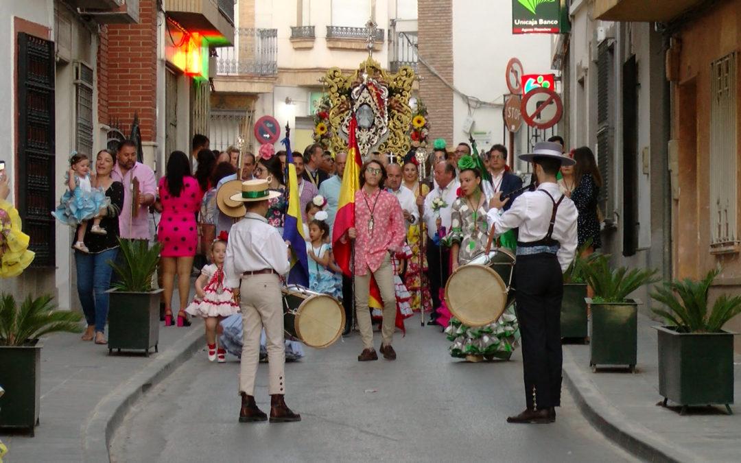 Concierto del Coro Rociero Virgen de la Natividad para iniciar con buen pie el camino a la aldea