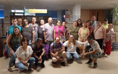 El Centro de Salud «Puerta Madrid» promociona hábitos saludables
