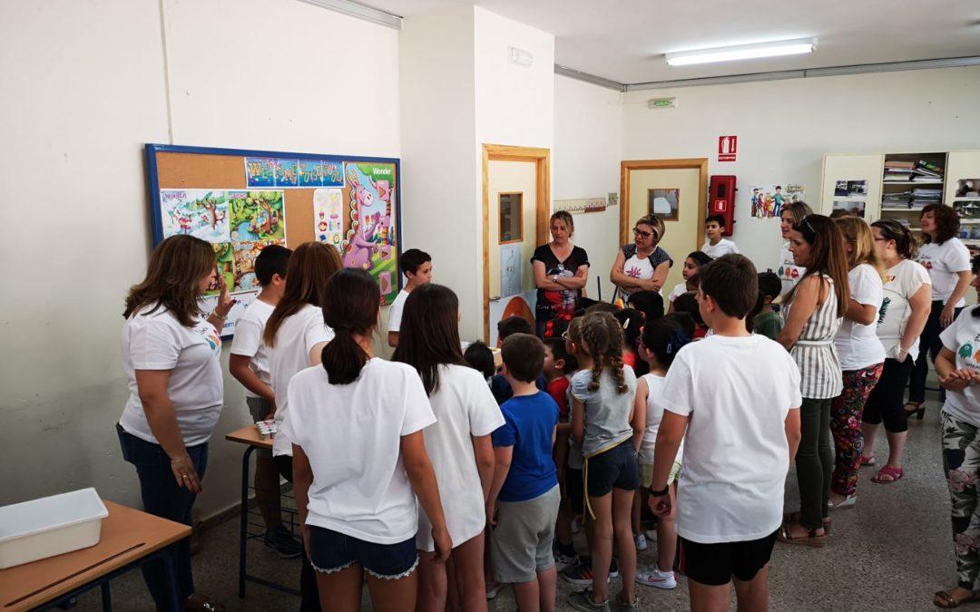 Los alumnos del CEIP San Bonoso y San Maximiano celebran la II Semana de la ciencia