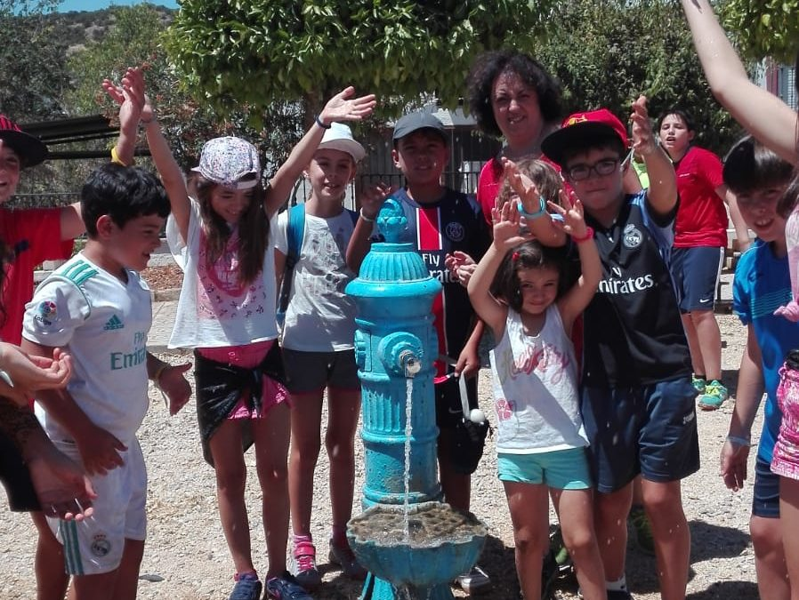 El campamento «Supervivientes» se traslada a Santa Elena