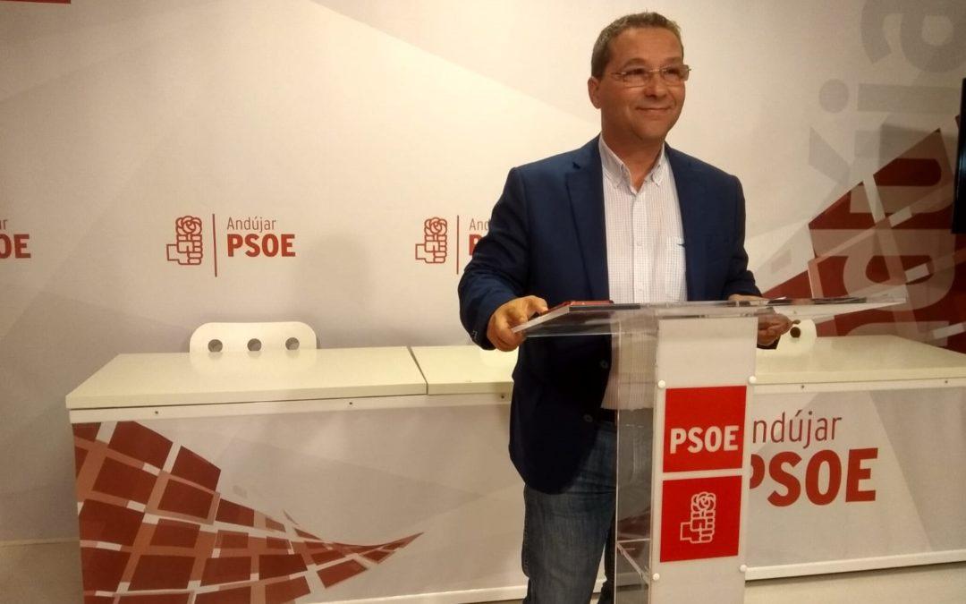 Huertas gobernará con el apoyo de Juan Francisco Cazalilla el próximo mandato