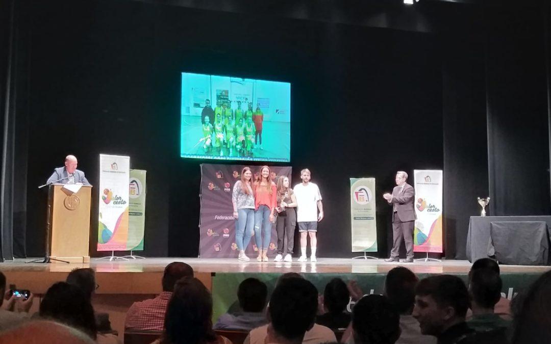 El CB Toxiria participa en la II Gala de Baloncesto provincial