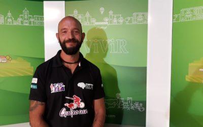Miguel Ángel Palomino recorrerá 220 kilómetros para luchar contra la ELA