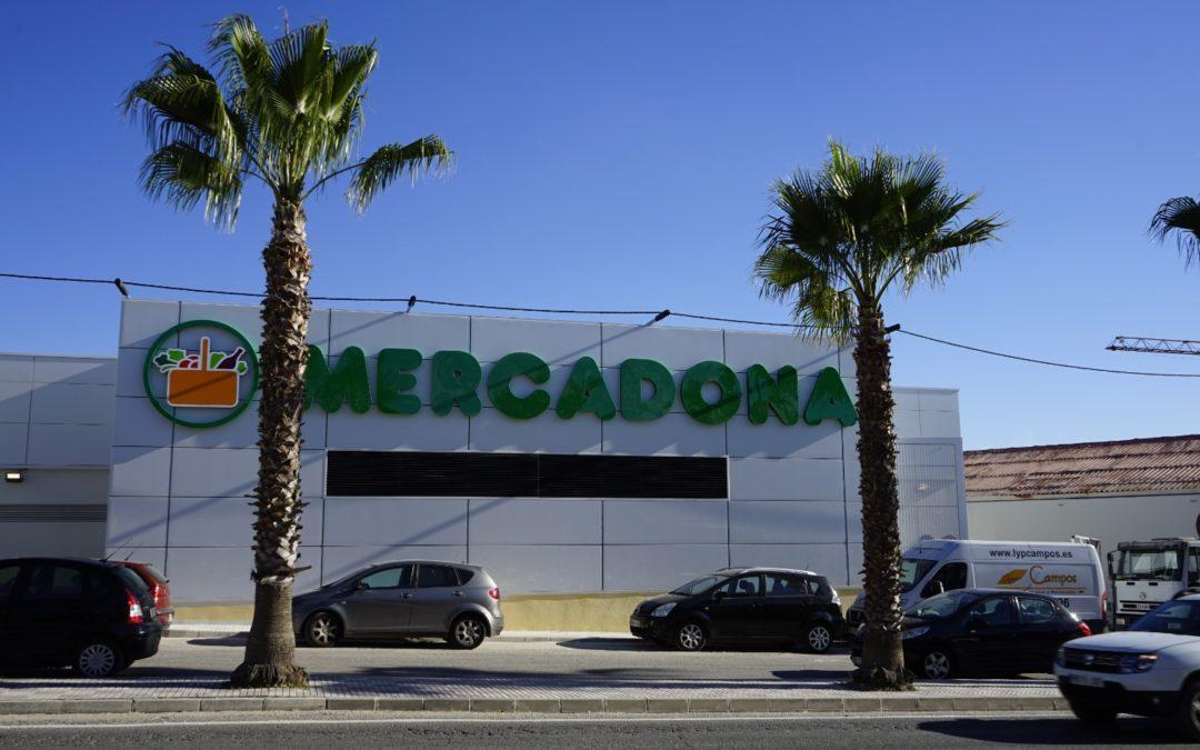 Mañana se abre el nuevo modelo de tienda de Mercadona en Torredonjimeno