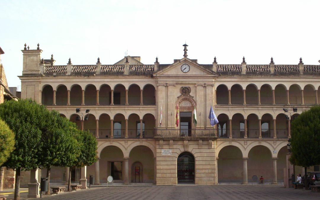 Reparto de concejalías en el nuevo gobierno municipal de Andújar