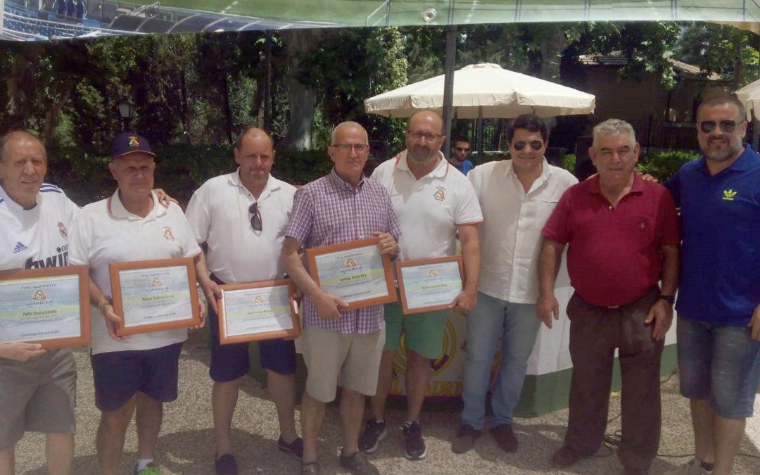 Marmolejo acoge el primer encuentro comarcal de peñas madridistas