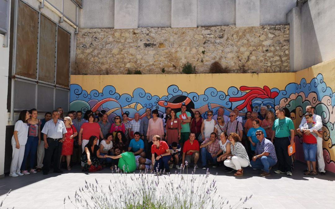 La Residencia Alhucema despide el curso con la Fiesta de las Familias