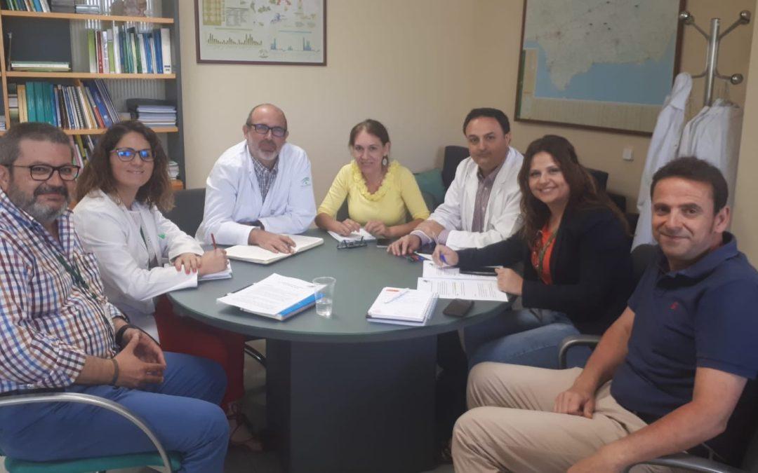 El Hospital Alto Guadalquivir celebra su XX Aniversario