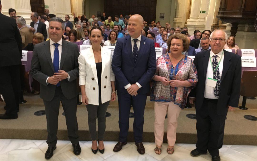 """Javier Imbroda subraya que el docente """"es una figura sagrada"""" del sistema educativo andaluz"""