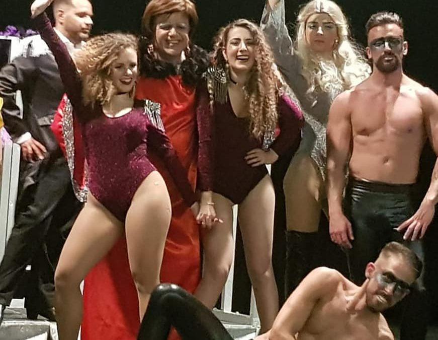 Éxito rotundo de la segunda representación de «La Jaula»
