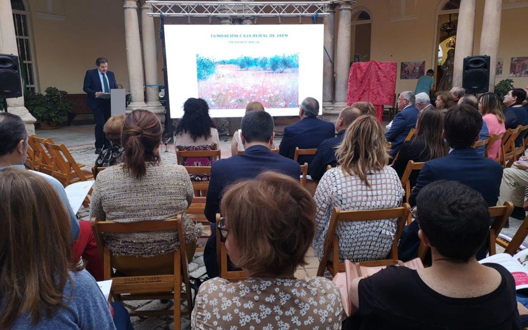 La Fundación Caja Rural presenta su nueva imagen corporativa