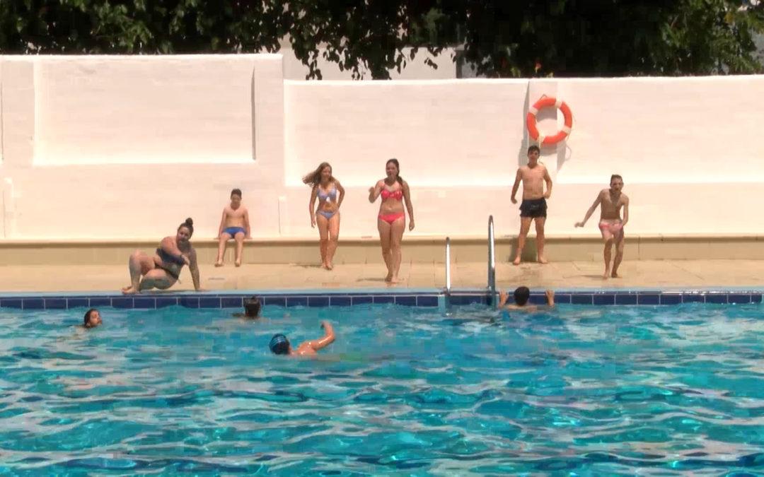 La piscina municipal abrirá sus puertas mañana