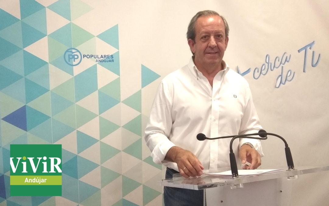 Francisco Carmona hace valoración del pacto de gobierno entre PSOE y Adelante