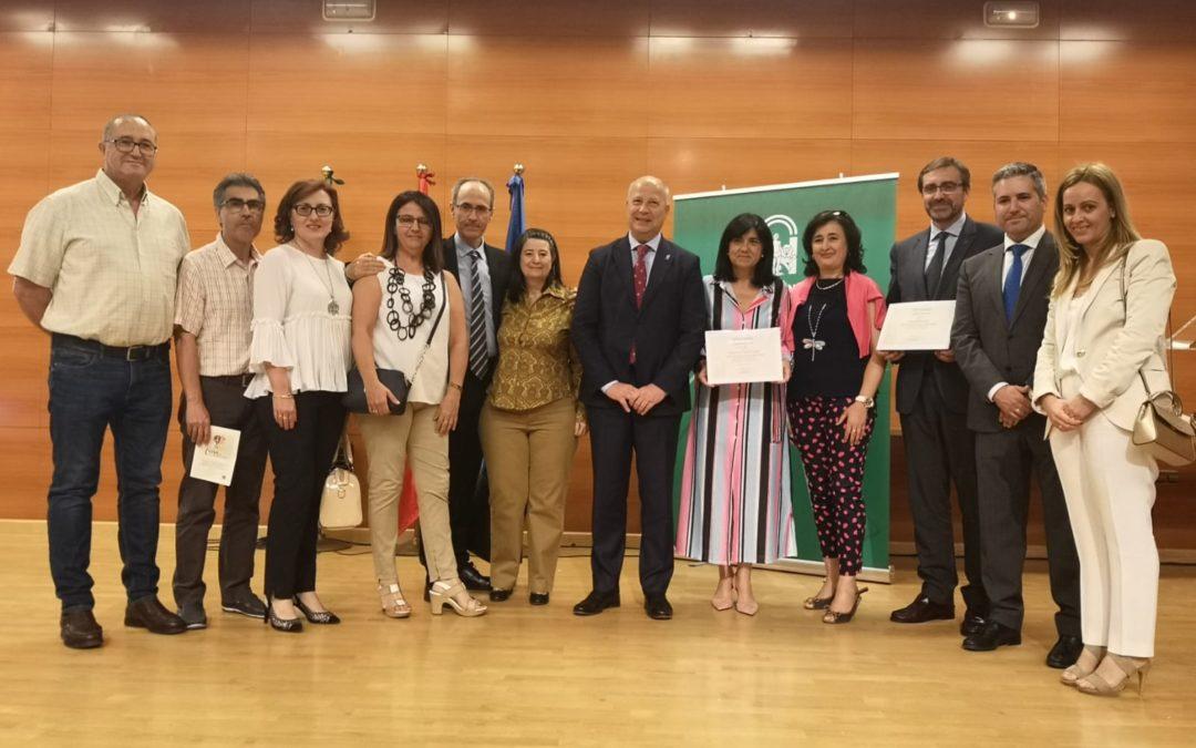 Mención honorífica para Torredelcampo por su labor por la inclusión en el ámbito educativo