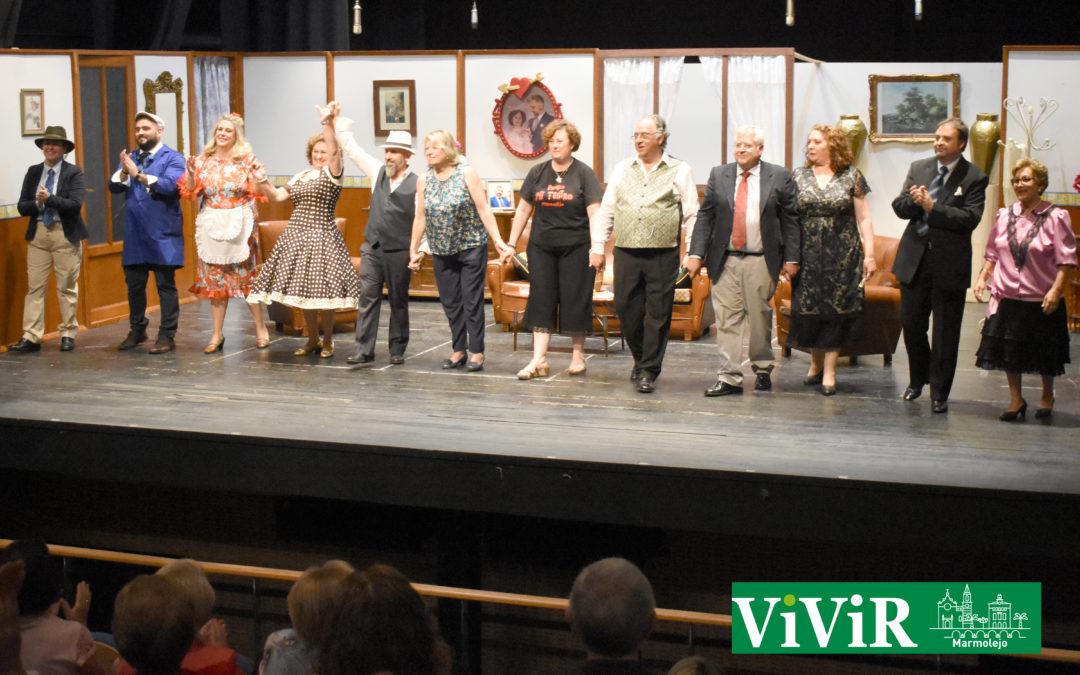 El grupo Mi teatro vuelve a triunfar con la obra «La venganza de la Petra»