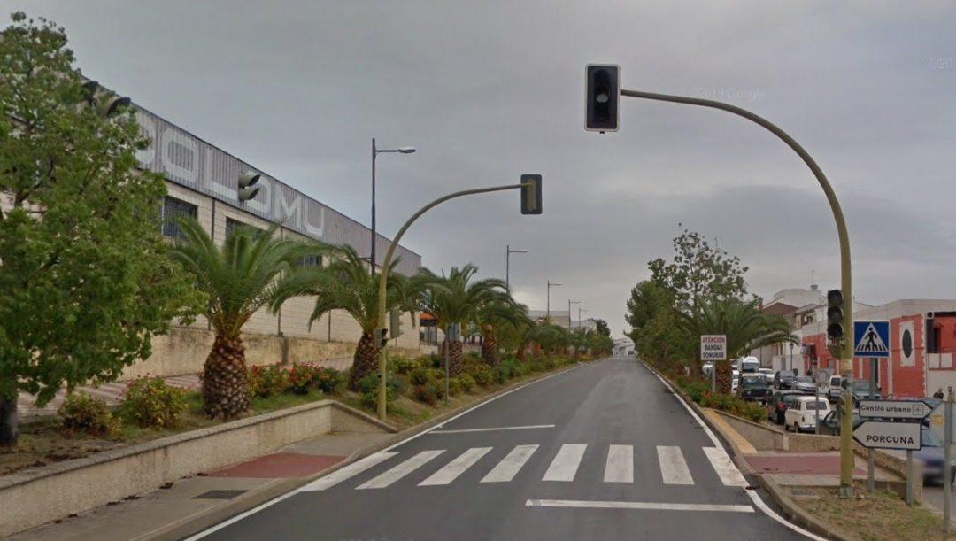 La Junta instalará cinco pasos de peatones elevados en la travesía de Lopera
