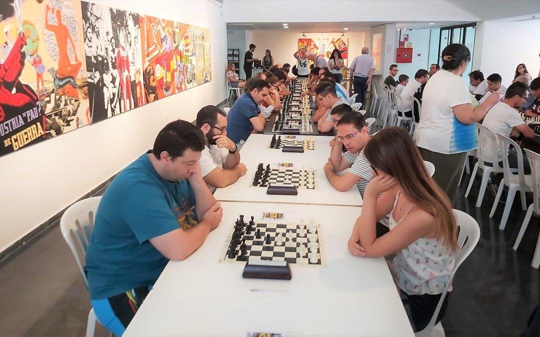 Cumbre del ajedrez provincial en La Carolina