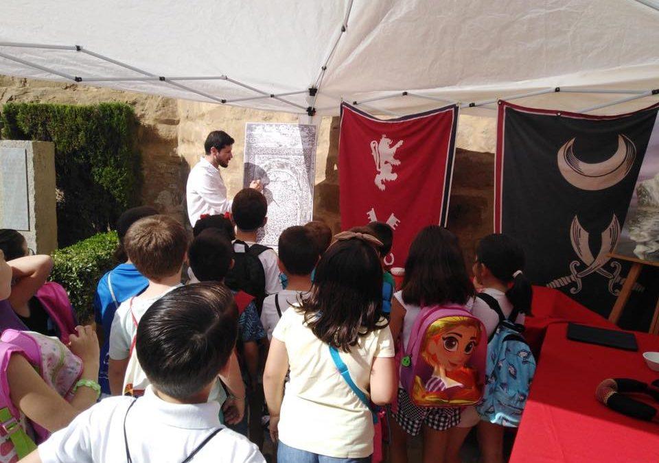 Talleres educativos para acercar la cultura nazarí a los alumnos de la Escuela de verano