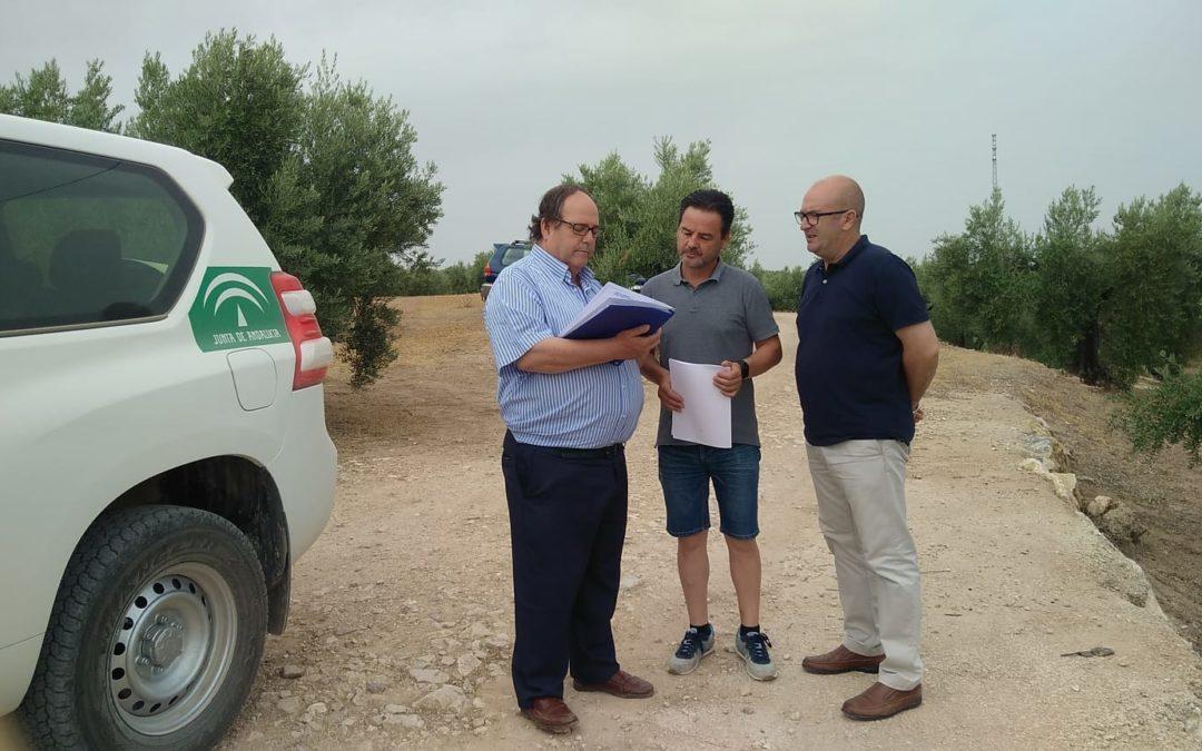 """La ejecución de las mejoras del camino rural de """"La Mano de Judas"""", más cerca"""