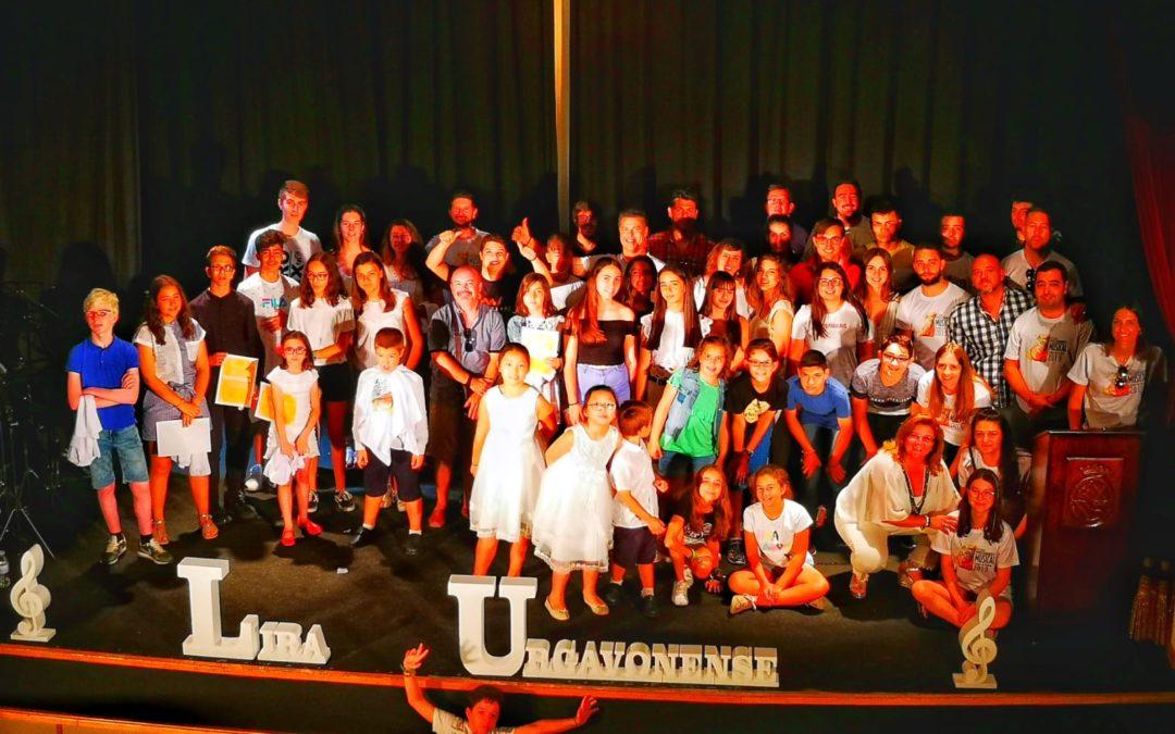 38 alumnos disfrutan de la música y de Arjona en el XI Curso de perfeccionamiento musical