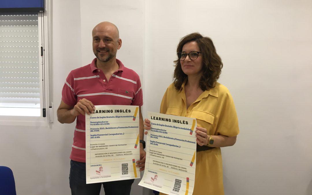 El Ayuntamiento organiza tres cursos de inglés para septiembre