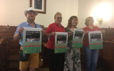 Los vecinos del barrio de Casco Antiguo celebrarán la próxima semana sus fiestas del barrio