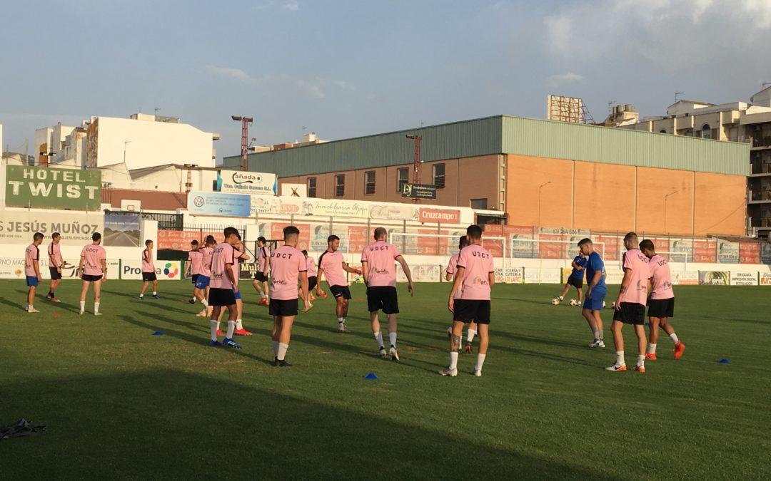 La Unión comienza a entrenar en el Matías Prats