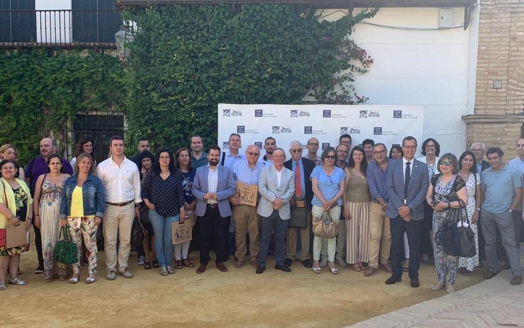 Cronistas ponen en valor la repoblación de las Nuevas Poblaciones en la Universidad Pablo de Olavide