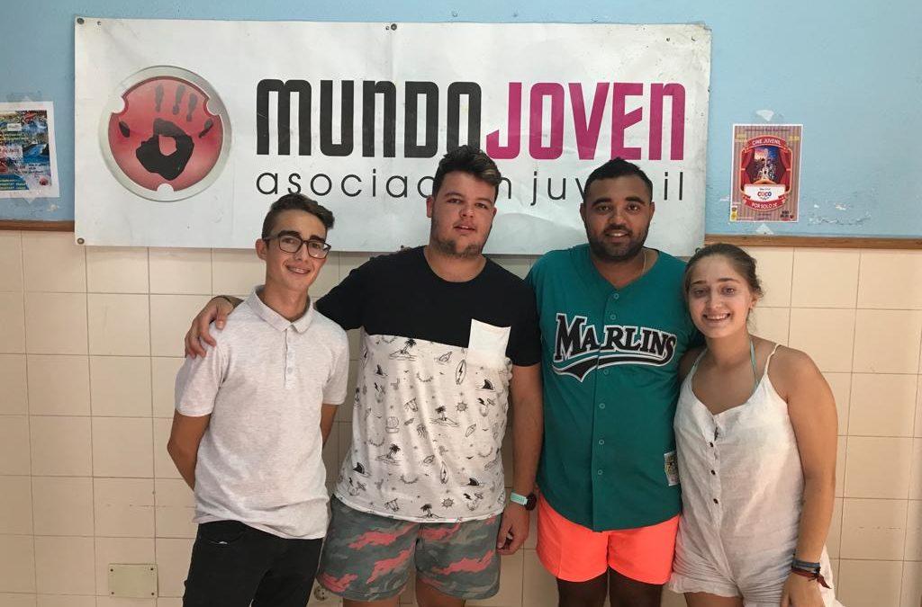 Mundo Joven vuelve con actividades culturales y cine para Jamilena