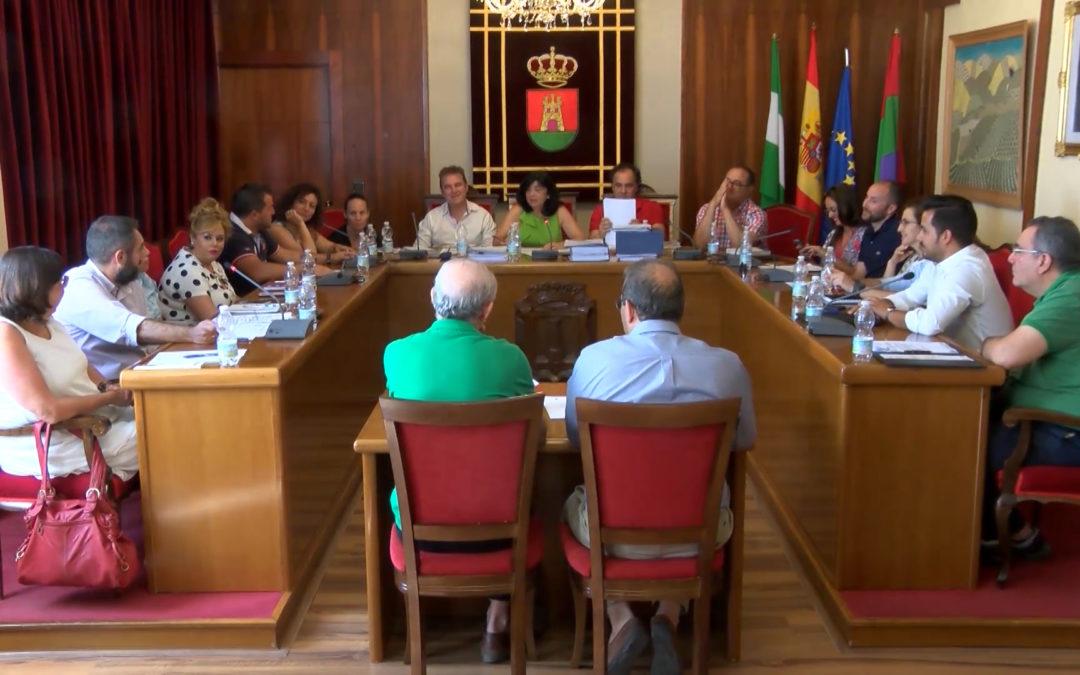 El pleno del Ayuntamiento aprueba la RPT para los trabajadores municipales