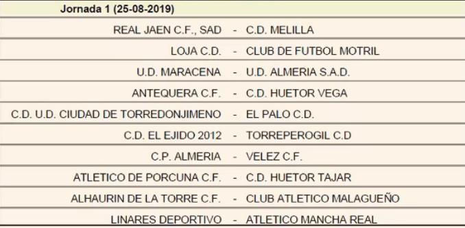 La UDC Torredonjimeno arrancará la Liga en casa ante El Palo