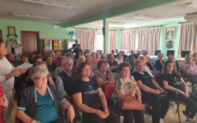 Promoción de la salud entre los mayores