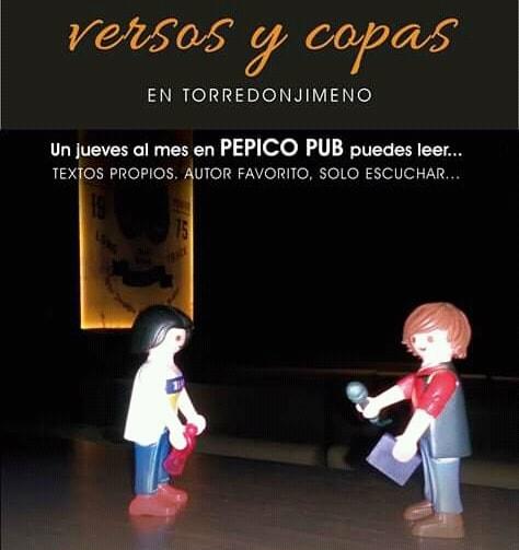 """""""Versos y copas"""" vuelve el jueves 18 de julio al Pepico Pub"""