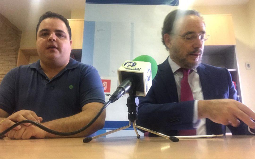 El PSOE cuestiona los presupuestos de la Junta de Andalucía
