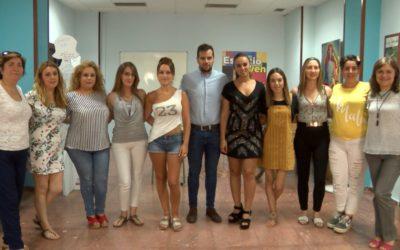 Formación TIC en el Centro de Información a la Mujer de Torredelcampo