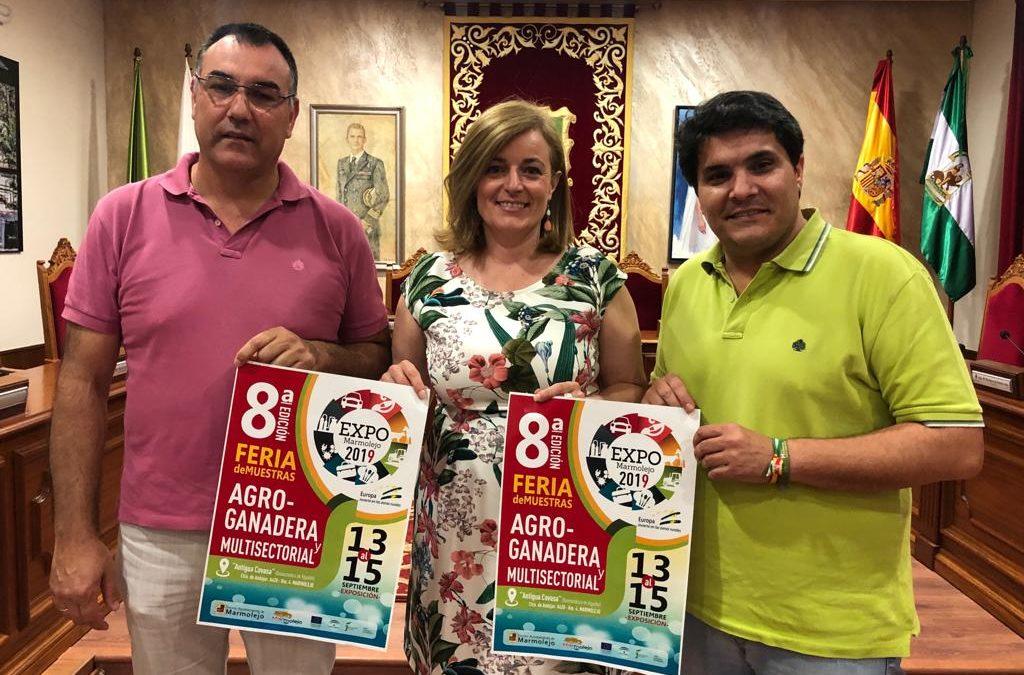 Abierto el plazo de presentación de solicitudes para participar en ExpoMarmolejo 2019
