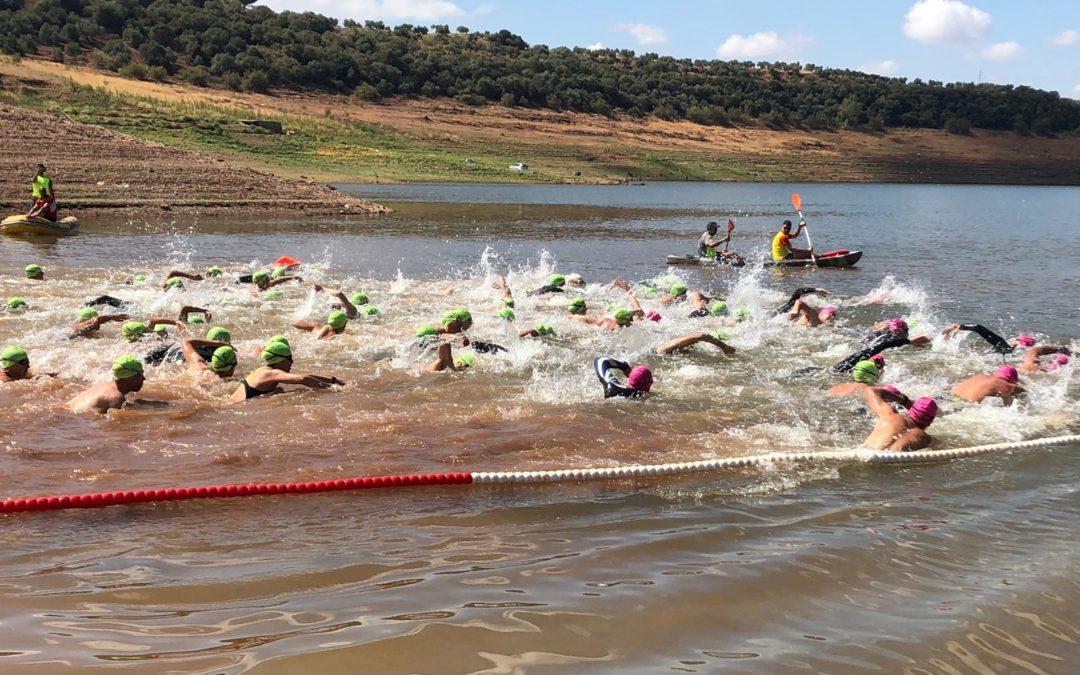 240 deportistas participaron en la tercera edición del Circuito Provincial de Travesías a Nado
