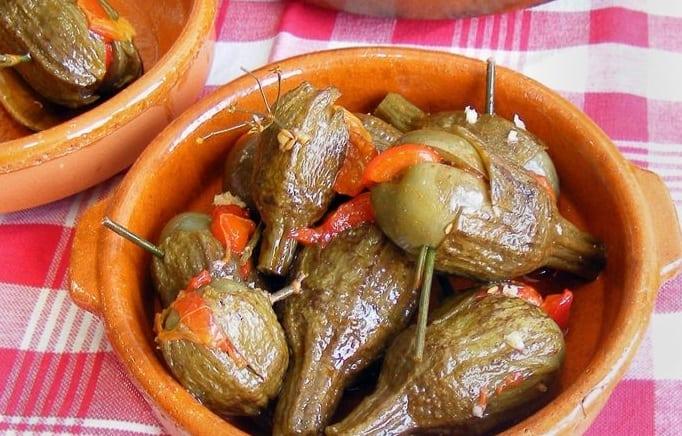 «La berenjena: el auténtico manjar de la cocina andujareña»