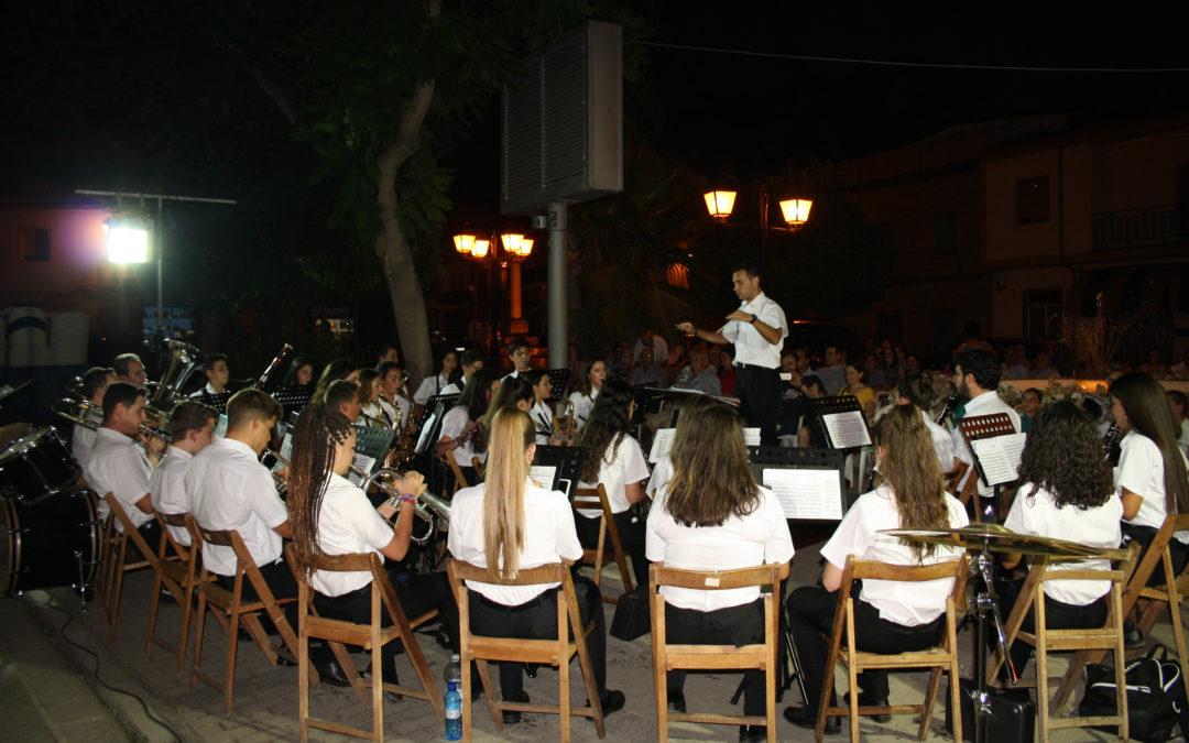 La música protagonista del «Verano Cultural» en Villanueva de la Reina