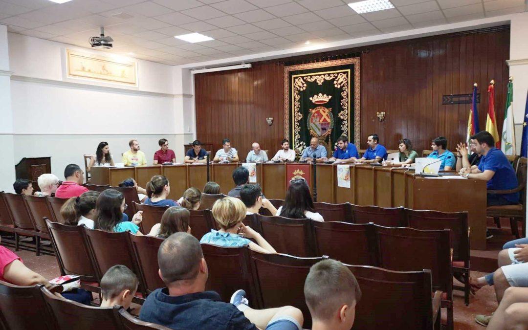 Treinta y ocho músicos participan en el XI Curso de Perfeccionamiento musical de la Lira Urgavonense