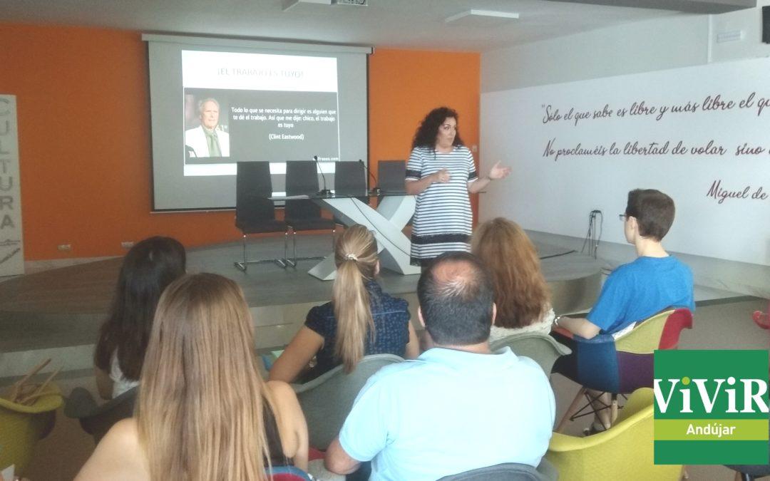 Un curso dirigido a jóvenes en búsqueda de empleo