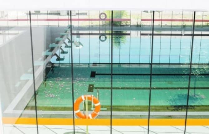 Balance muy positivo de la temporada de piscina cubierta