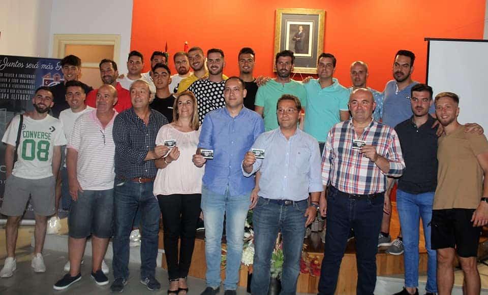 El Iliturgi C.F. 2016 presenta la nueva temporada